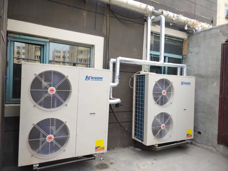 普瑞思顿空气能热泵