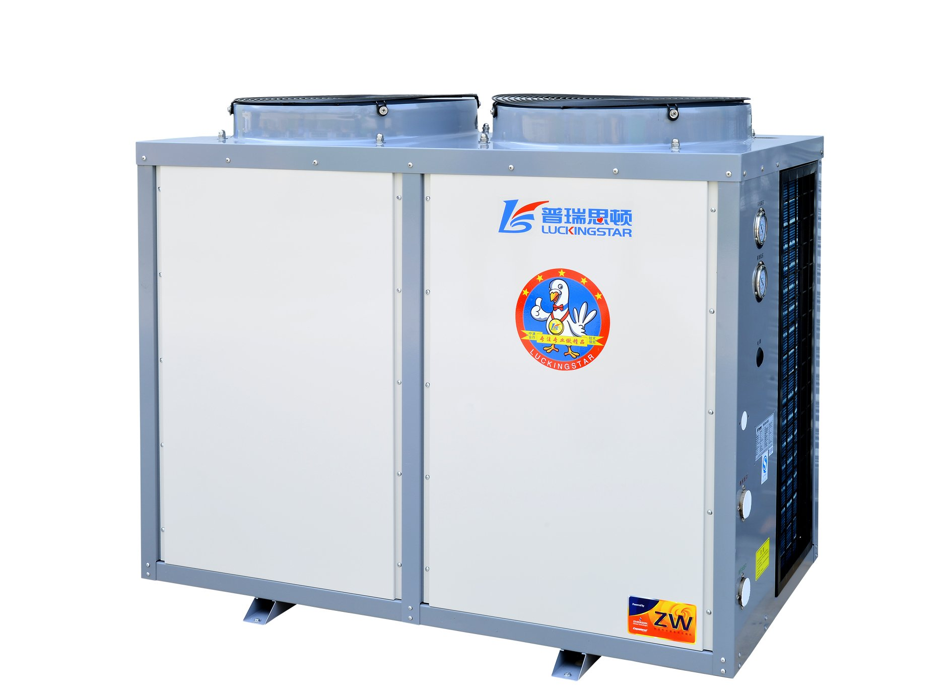 空气源热泵系统结垢怎么办