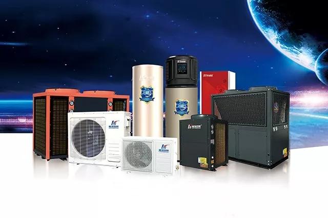 空气源热泵--武汉方舱医院指定使用热水器