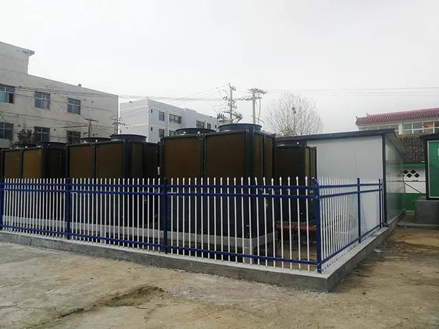 甘肃省陇城中学冬季采暖全新升级