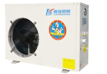 空气能热水器脏堵和冰堵
