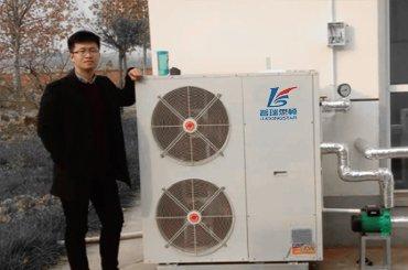 如何选购一台可靠的空气能热泵呢?