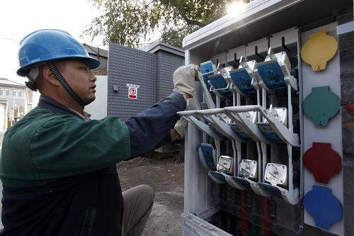 """两年时间,郑州完成""""煤改电""""20多万户"""