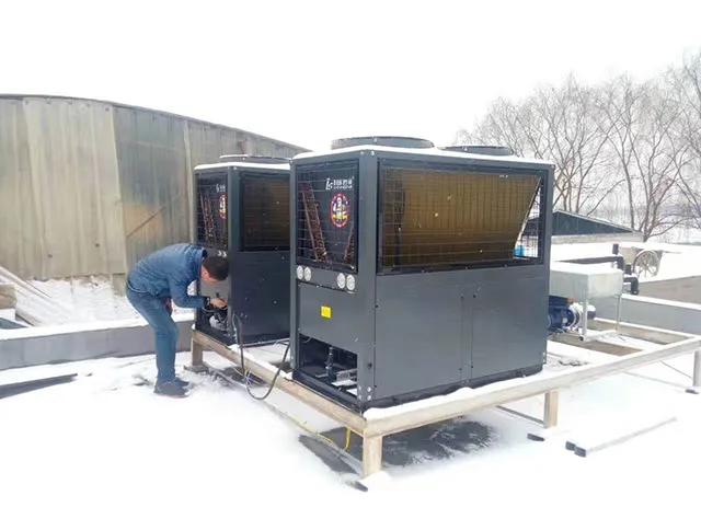 热泵在高寒高海拔地区不给力?那曲人民医院以实例说话