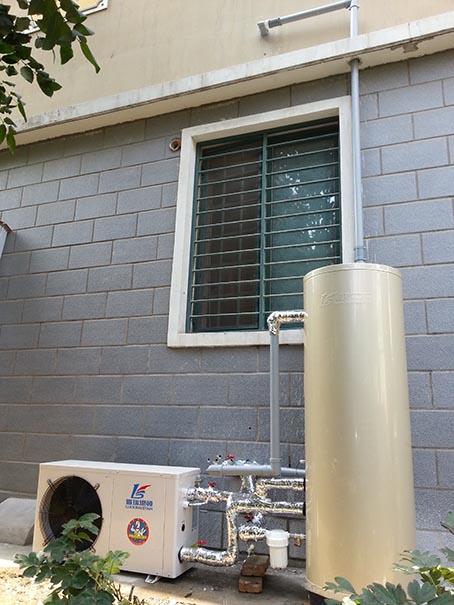 空气能热水器一个小时加热多少升水?