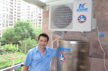 空气能热水器的安装配套设施也很重要