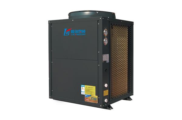 超低温空气源热泵采暖正式在乌鲁木齐今冬启用