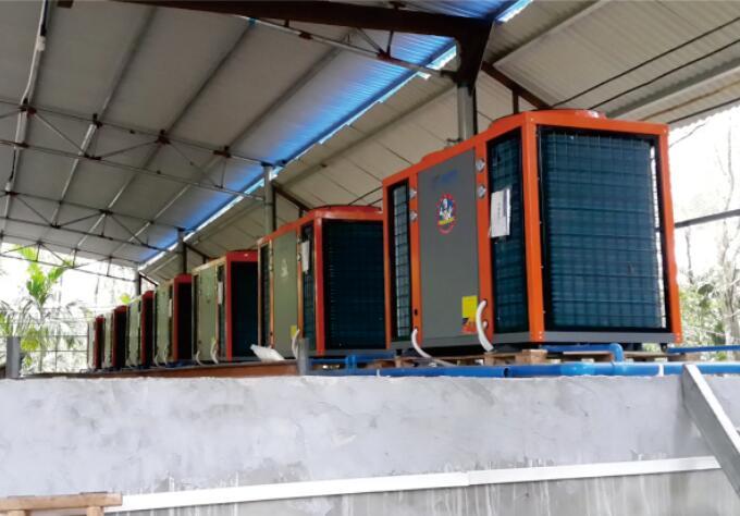 2016年空气源热泵工农业发展报告