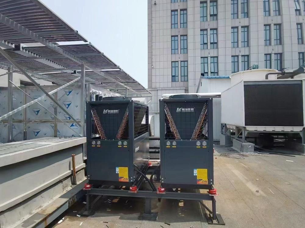 全季大酒店北京中关村苏州街店热水工程