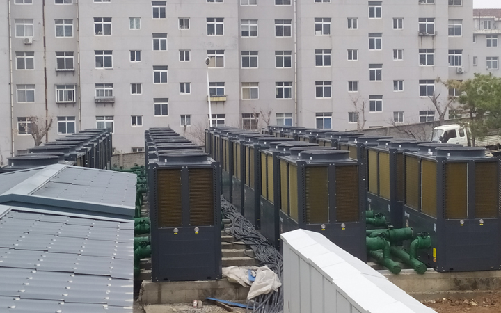 山东淄博亭园小区