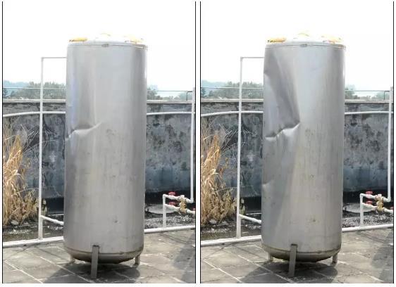 听,你家的不锈钢承压水箱在哭泣!