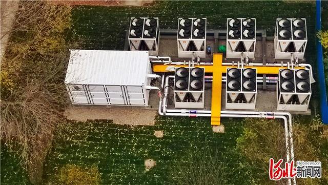 高效环保 河北首个供冷供热装配式智慧能源站正式投运