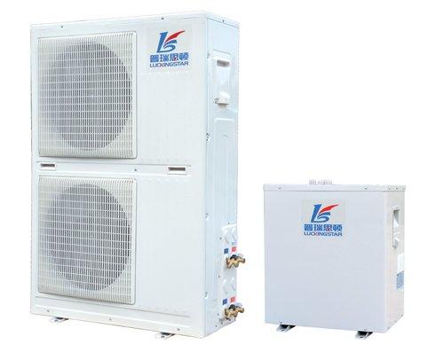 普瑞思顿能量魔方 一站式解决热水供暖制冷