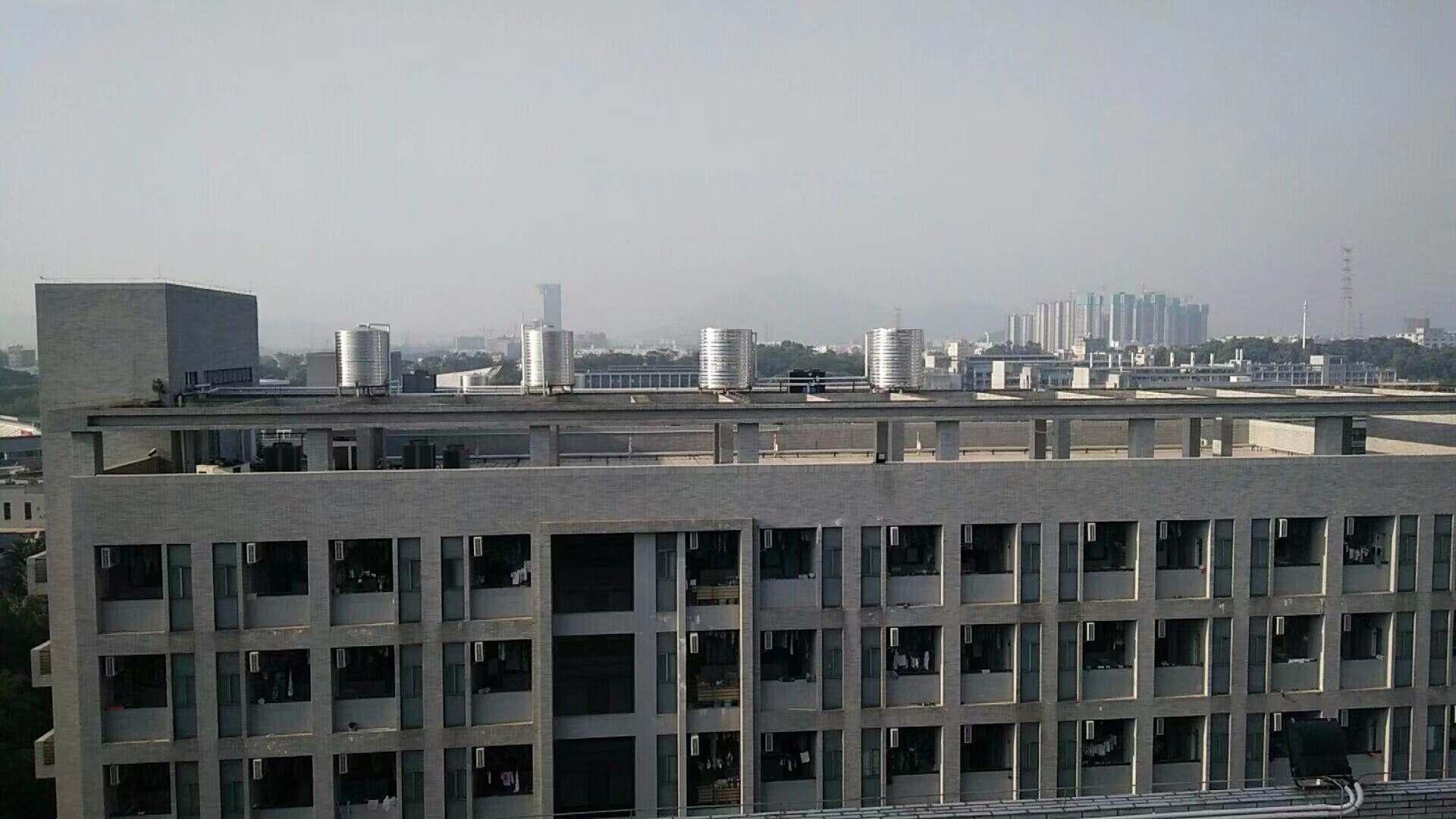 超燃!这些学校都用上了广东瑞星瑞星高科热泵热水器