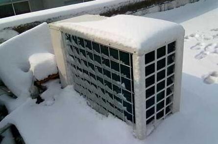 空气源热泵用什么样的除霜方式?