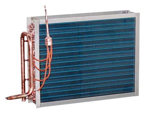 空气能热水器蒸发器为什么结霜?