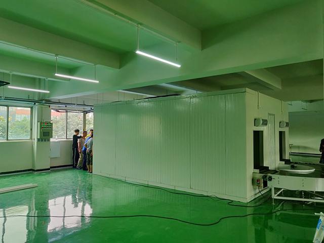 老板好开心!纸筒厂用上了瑞星空气能烘干qy288.vip千亿国际