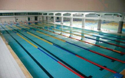 河南省体育游泳馆