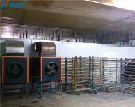 普瑞思顿热泵烘干应用篇——实木家具用材干燥