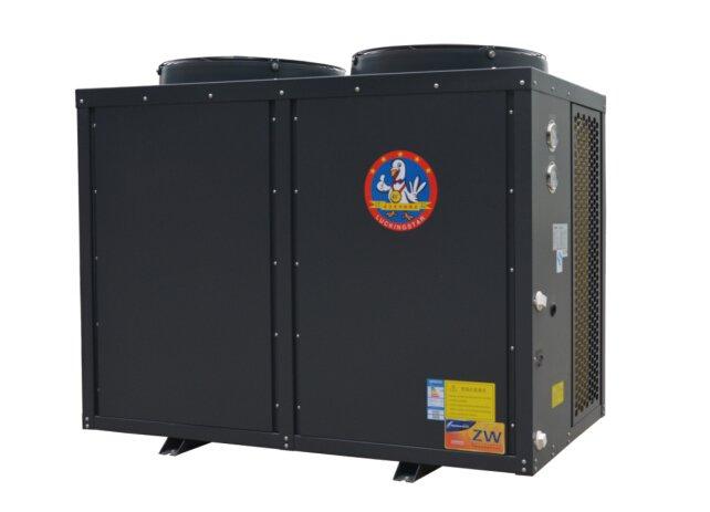 超低温热泵在北方市场取得突破性的成绩