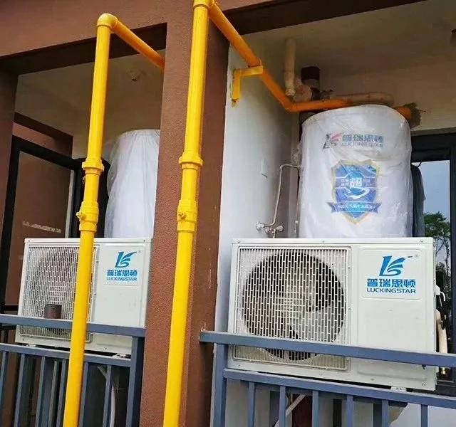 可圈可点!2020年精装房空气能热水器配套同比增73.3%!广