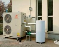 空气能热泵采暖为什么需要加缓冲水箱?